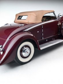 '35 Duesenberg SJ Walker-LaGrande sold for 4.5million