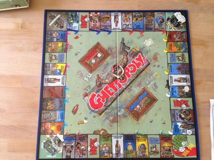 Ghettopoly