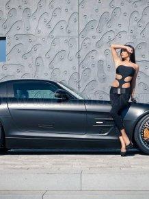 Mercedes-Benz SLS AMG 63 Supersport GT by Kicherer