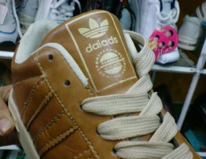 Counterfeit Goods from China