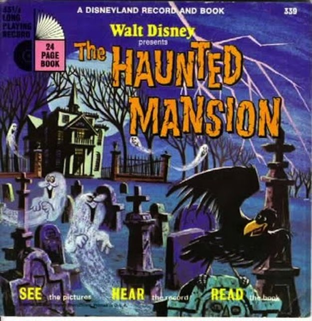 Forgotten Walt Disney Read-Along Book And Records