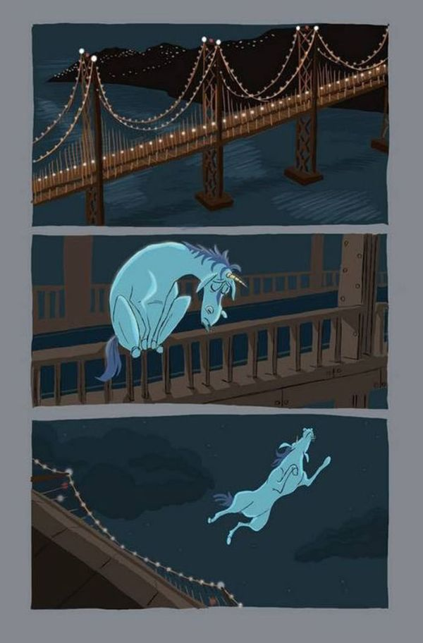 The Story of the Loneliest Unicorn