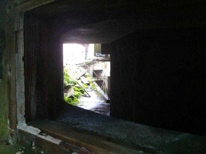 Abandoned Seminary
