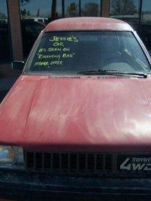 "Jesse Pinkman's Car From ""Breaking Bad"""