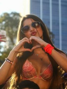 Hot Girls of Ultra Music Festival