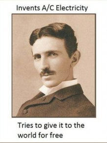 Facts about Nikola Tesla