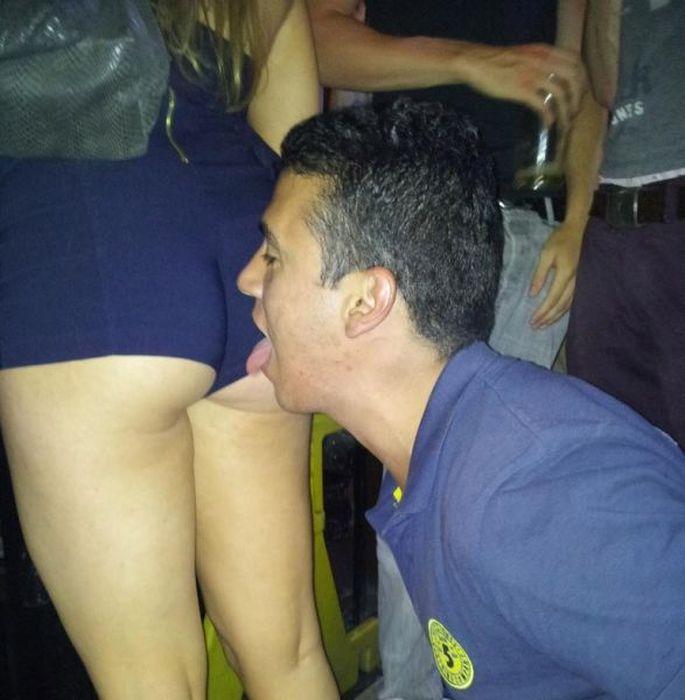Drunk People, part 7