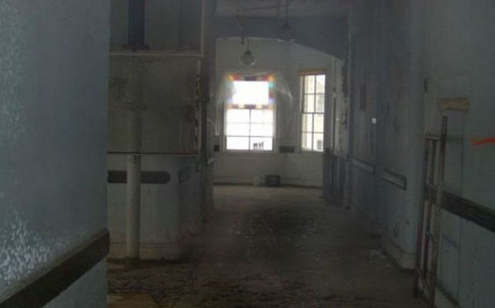 The Second Life of an Abandoned Asylum