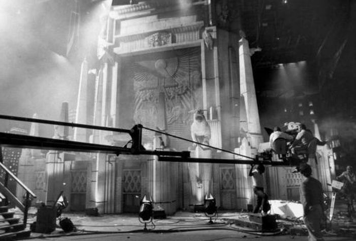 On the Set of Great Movies, part 2