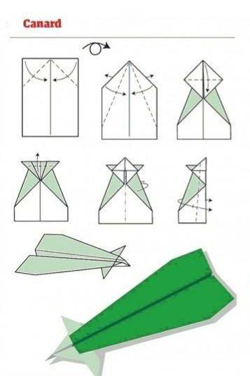 Paper Airplane Designs