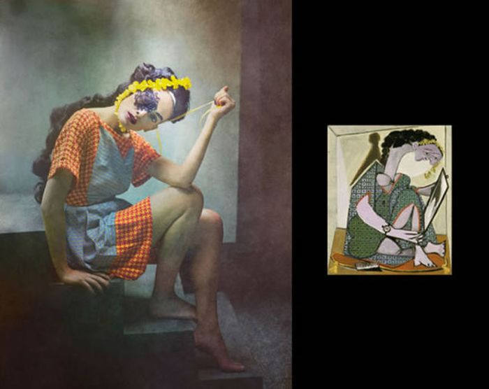 Picasso's Women in Real Life