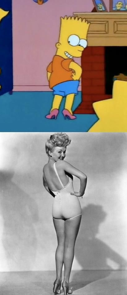 The Simpsons vs Real Life