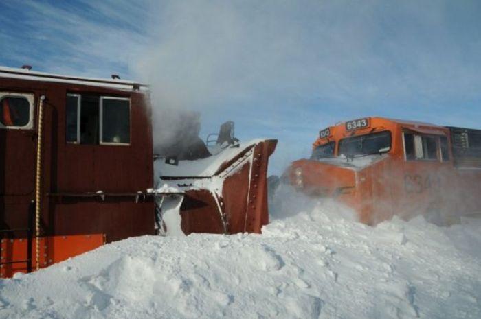 Snow Train