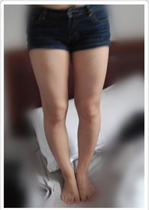 Japanese Girls Want to Have Longer Legs