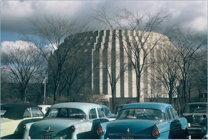United States in the '50s