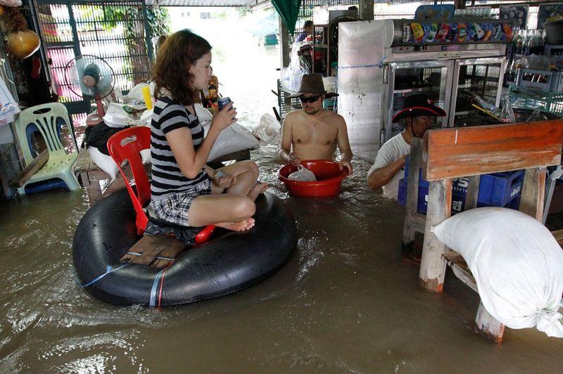 Floods in Thailand