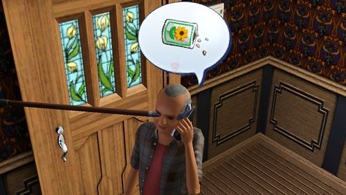 Sims life is a lot like real life