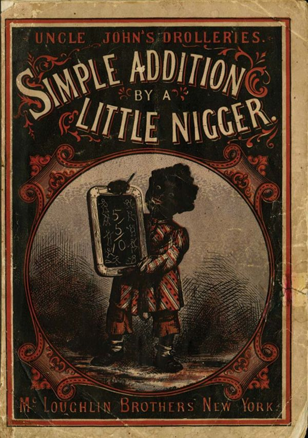 Racist Book from the 19th Century