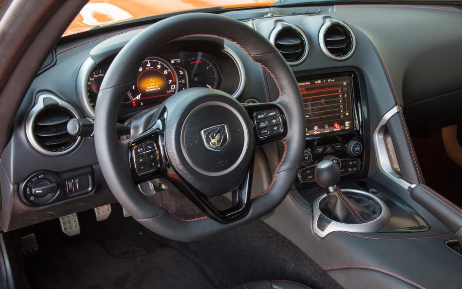 2013 SRT Dodge Viper TA