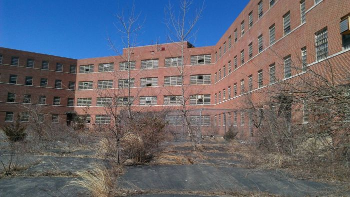 The Abandoned Kings Park Psychiatric Center
