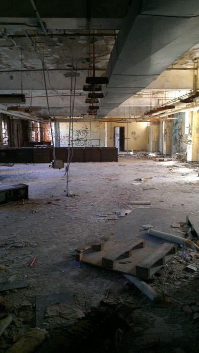 The Abandoned Kings Park Psychiatric Center