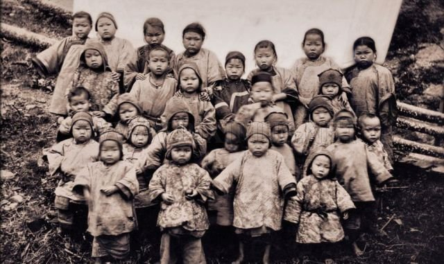 Old Chinese Photos
