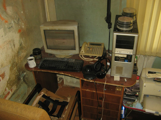 Terrible workstations