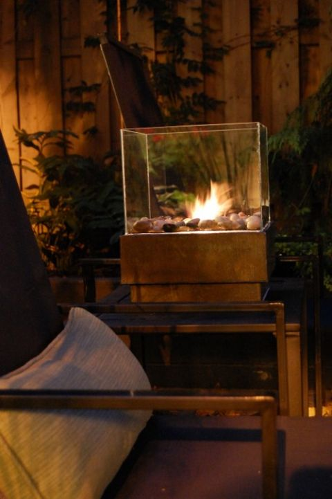 DIY Personal Fire Pit