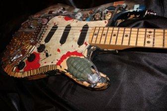 Zombie Apocalypse Guitar