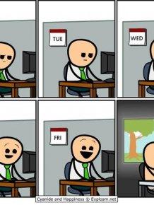True Comics About The Internet