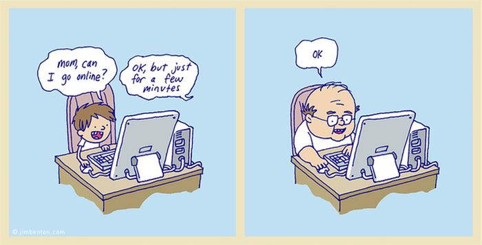 True Comics About The Internet