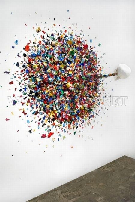 Confetti Death