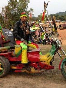 Moto Festival in Thailand - Burapa 2013