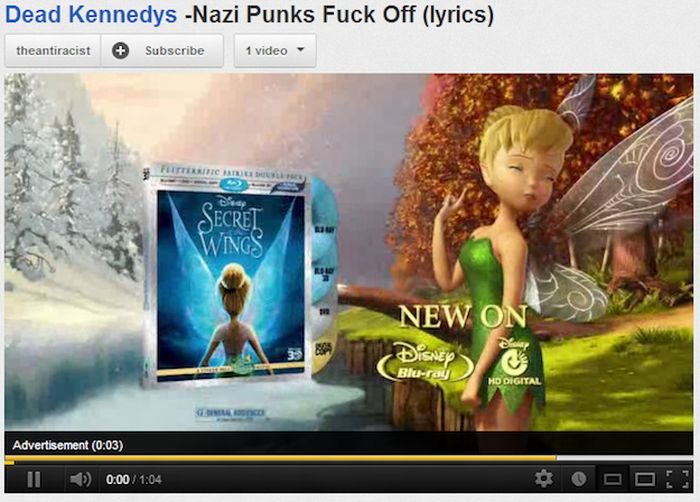 Terribly Placed YouTube Ads Ever