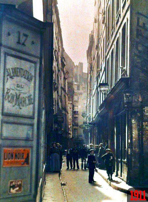 Paris 1900-2013, part 19002013