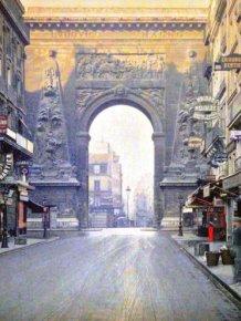 Paris 1900-2013