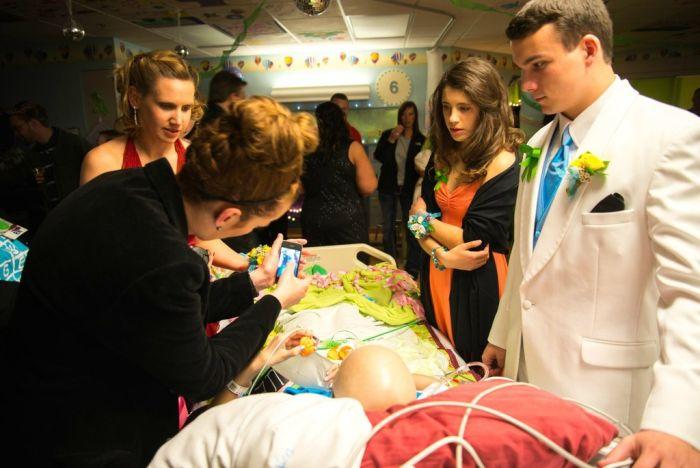 Katelyn's Hospital Prom