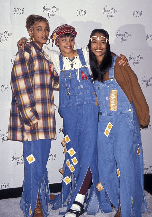 Celebs in the 90s