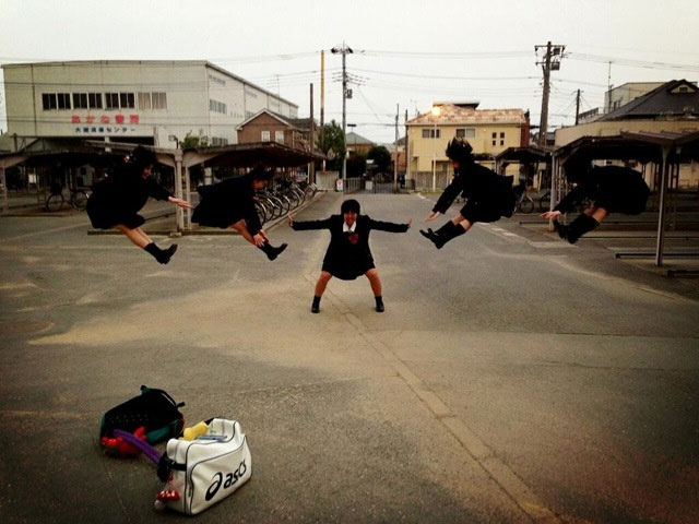 HADOKEN-ing Is The Next 'Planking'
