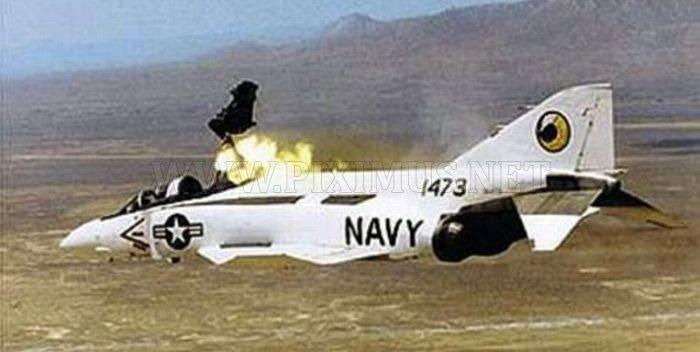 Pilots Leaving the Planes