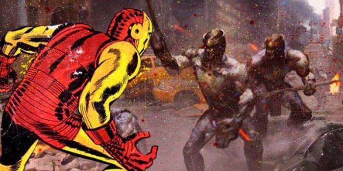 The Superhero Media Crossover Project