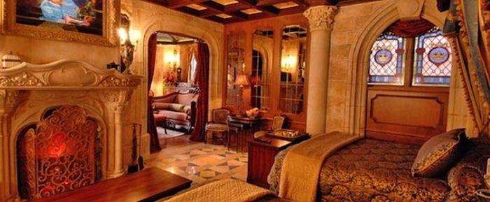 Inside Disney's Castle