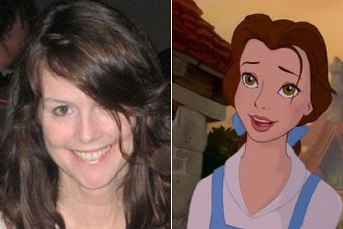 Real Life Models for Disney Characters