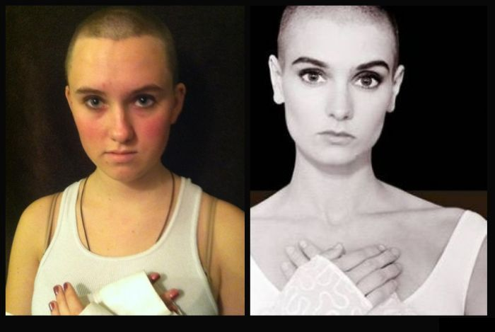 How to Shave Your Head and Have Fun