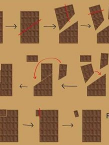 Chocolate Bar Illusion