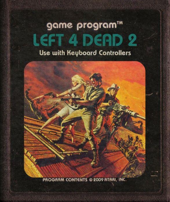 Modern Video Games Made as Atari Cartridges