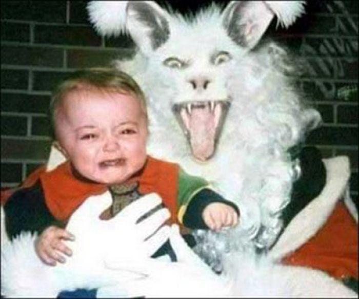 Awkward Easter Photos