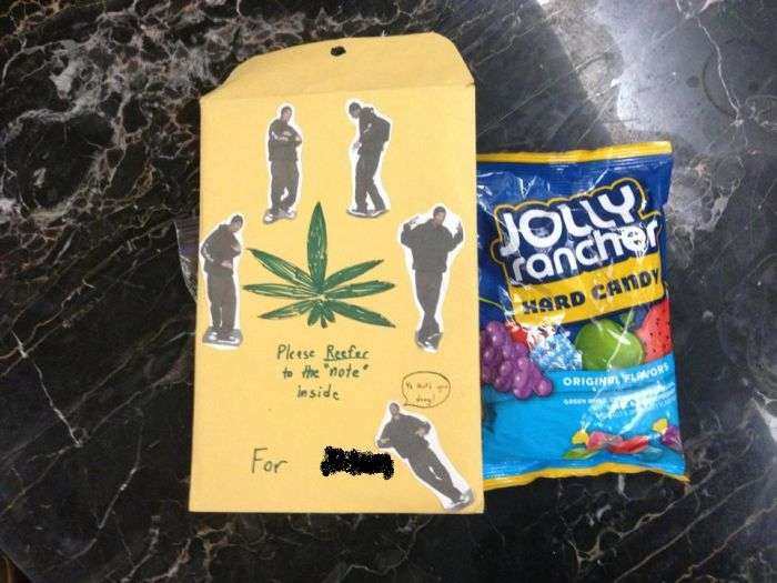 Girl Got Asked to Prom on 4/20, part 420