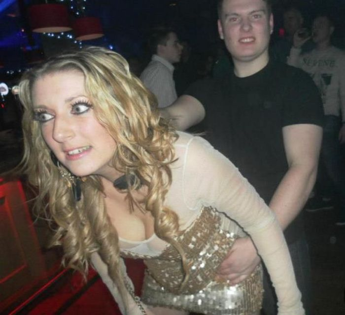 Funny Nightclub Photos