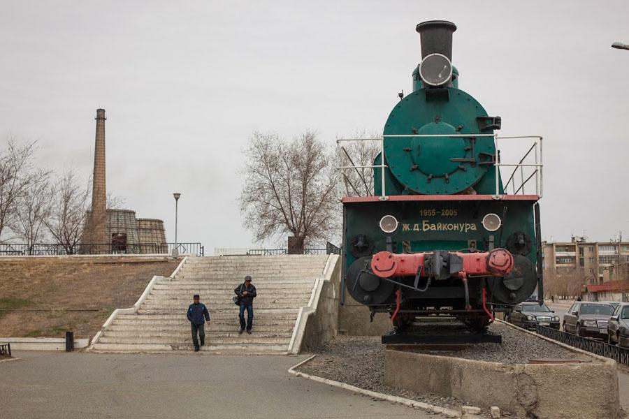 Life in Baikonur
